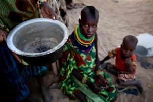Drought in Africa's Horn by Samenwerkende Hulporganisaties