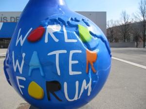 World Water Forum in Marseille 12-17 March 2012