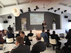 2013 World Wetlands Conference in Rotterdam